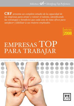 EMPRESAS TOP PARA TRABAJAR 2008 ( COMERCIAL )