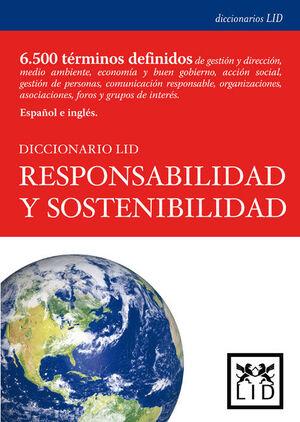 DICCIONARIO LID RESPONSABILIDAD Y SOSTENIBILIDAD