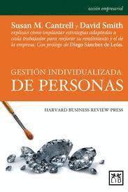 GESTION INDIVIDUALIZADA DE PERSONAS