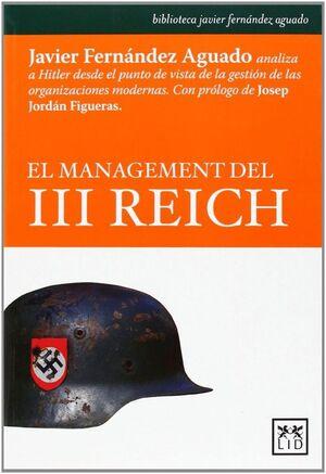 MANAGEMENT DEL III REICH, EL