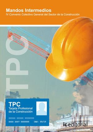 TPC - MANDOS INTERMEDIOS