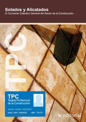TPC - SOLADOS Y ALICATADOS