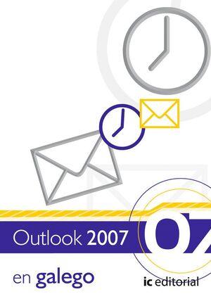 OUTLOOK 2007 -  VERSIÓN GALLEGO