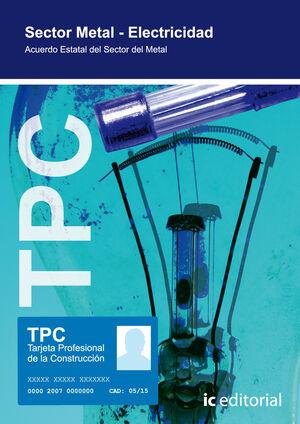 TPC SECTOR METAL - ELECTRICIDAD