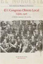 I CONGRESO OBRERO LOCAL, EL GIJON, 1916