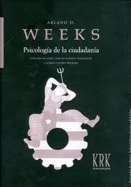 PSICOLOGIA DE LA CIUDADANIA