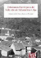 ORDENANZAS MUNICIPALES DEL VALLE ALTO DE PEÑAMELLERA 1892
