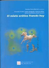 EL RELATO EROTICO FRANCES HOY