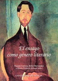 EL ENSAYO COMO GÉNERO LITERARIO