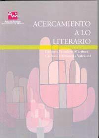 ACERCAMIENTO A LO LITERARIO
