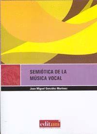 SEMIÓTICA DE LA MÚSICA VOCAL