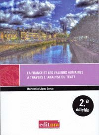 LA FRANCE ET LES VALEURS HUMAINES À TRAVERS L`ANALYSE DU TEXTE