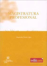 MAGISTRATURA PROFESIONAL