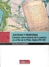 JUSTICIAS Y FRONTERAS