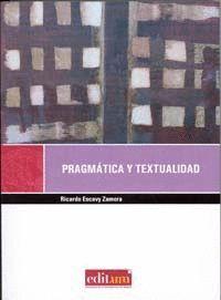 PRAGMÁTICA Y TEXTUALIDAD