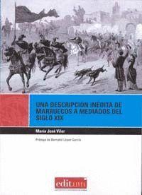UNA DESCRIPCIÓN INÉDITA DE MARRUECOS A MEDIADOS DEL SIGLO XIX