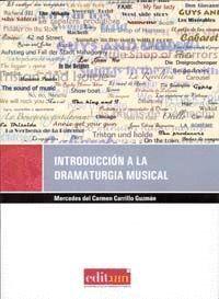 INTRODUCCIÓN A LA DRAMATURGIA MUSICAL