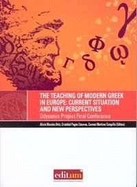 THE TEACHING OF MODERN GREEK IN EUIROPE: CURRENT SITUATION AND NEW PERSPECTIVES.