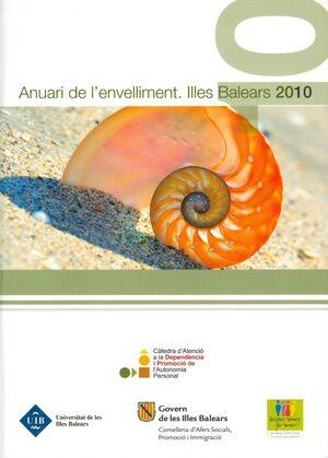 ANUARI DE L'ENVELLIMENT. ILLES BALEARS 2010