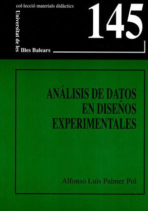 ANÁLISIS DE DATOS EN DISEÑOS EXPERIMENTALES