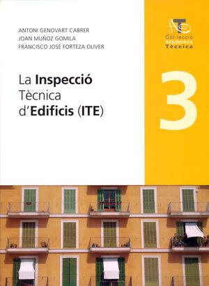 LA INSPECCIÓ TÈCNICA D´EDIFICIS (ITE)