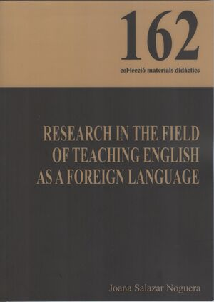 RESEARCH IN THE FIELD OF TEACHING ENGLISH AS A FOREIGN LANGUAGE