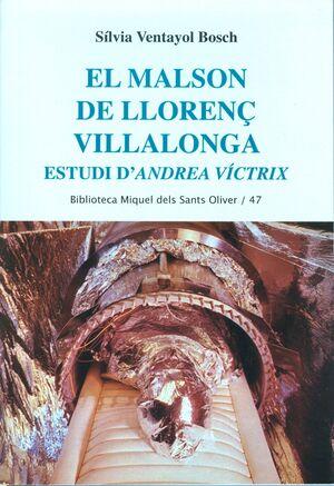 EL MALSON DE LLORENÇ VILLALONGA