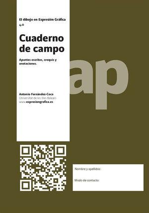 EL DIBUJO EN EXPRESIÓN GRÁFICA 4.0 CUADERNO DE CAMPO