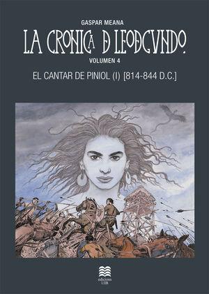 LA CRÓNICA DE LEODEGUNDO VOL. 4