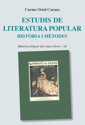 ESTUDIS DE LITERATURA POPULAR