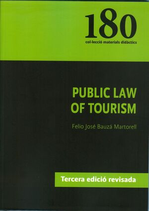 PUBLIC LAW OF TOURISM