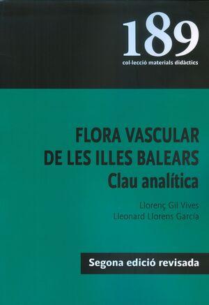 FLORA VASCULAR DE LES ILLES BALEARS