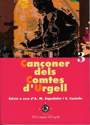 CANÇONER DELS COMPTES D'URGELL