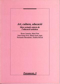 ART, CULTURA, EDUCACIÓ
