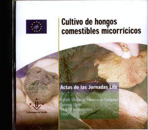 CULTIVO DE HONGOS COMESTIBLES MICORRÍCICOS