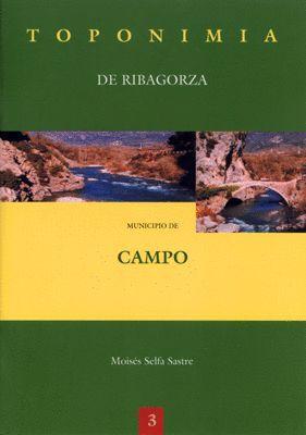 MUNICIPIO DE CAMPO.