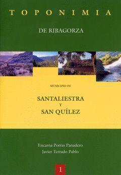 MUNICIPIO DE SANTALIESTRA Y SAN QUÍLEZ.