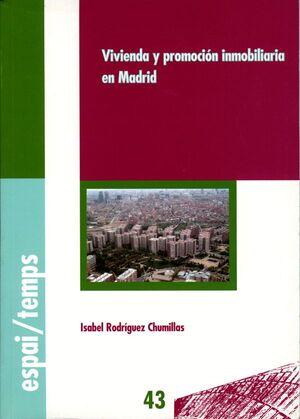 VIVIENDA Y PROMOCIÓN INMOBILIARIA EN MADRID