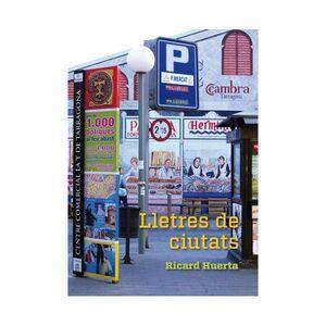 LLETRES DE CIUTATS