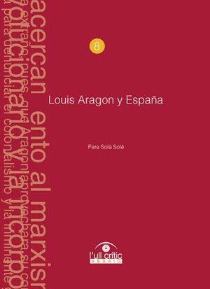 LOUIS ARAGON Y ESPAÑA