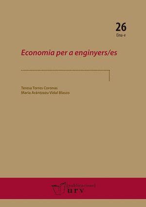 ECONOMIA PER A ENGINYERS/ES