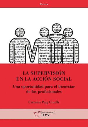 LA SUPERVISIÓN EN LA ACCIÓN SOCIAL