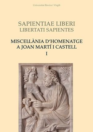 MISCEL·LÀNIA D'HOMENATGE A JOAN MARTÍ I CASTELL (I)