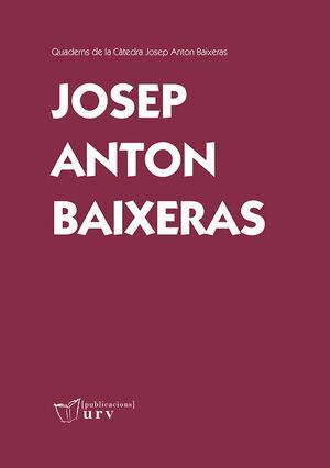 JOSEP ANTON BAIXERAS