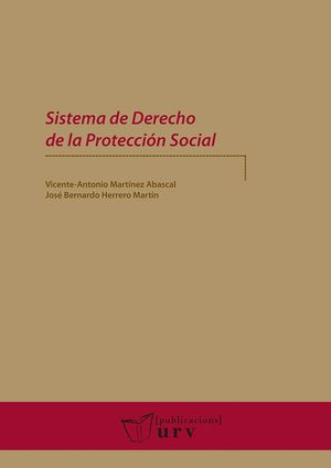 SISTEMA DE DERECHO DE LA PROTECCIÓN SOCIAL