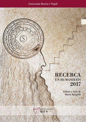 RECERCA EN HUMANITATS 2017