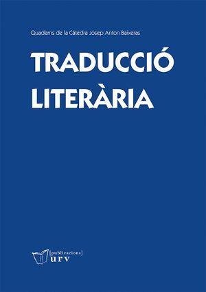 TRADUCCIÓ LITERÀRIA