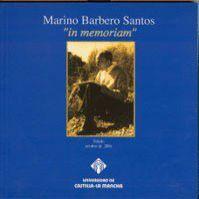 MARINO BARBERO SANTOS. IN MEMORIAM.