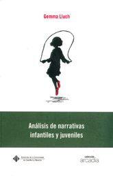 ANÁLISIS DE NARRATIVAS INFANTILES Y JUVENILES
