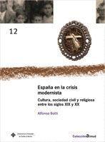 ESPAÑA Y LA CRISIS MODERNISTA